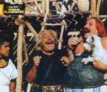 Mityczne Seanse. Asteriks i Obeliks: Misja Kleopatra
