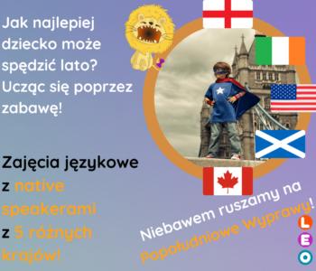 5-dniowe podróże online z native speakerami!