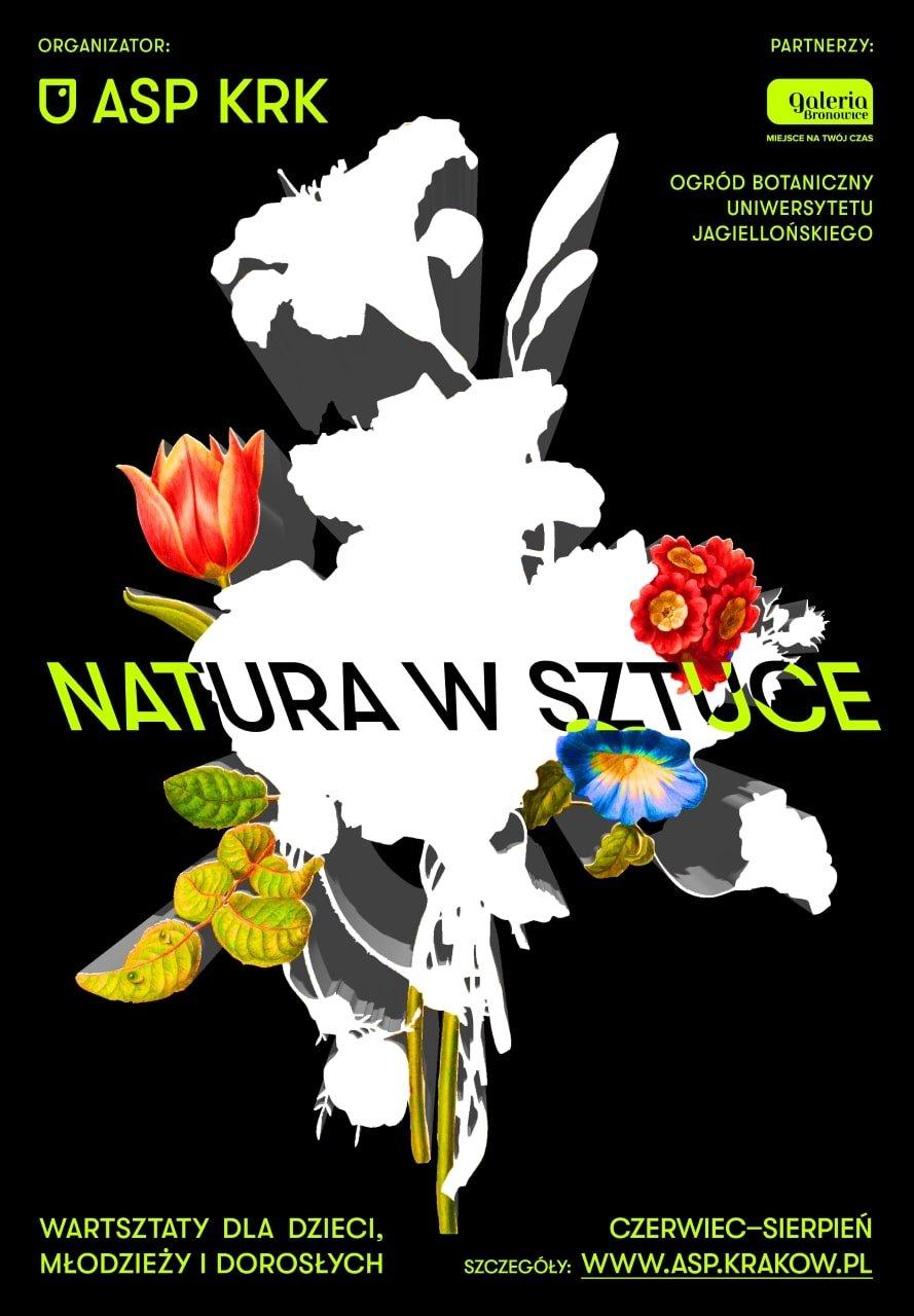 Już niebawem bezpłatne warsztaty Natura w sztuce w Galerii ASP Bronowice