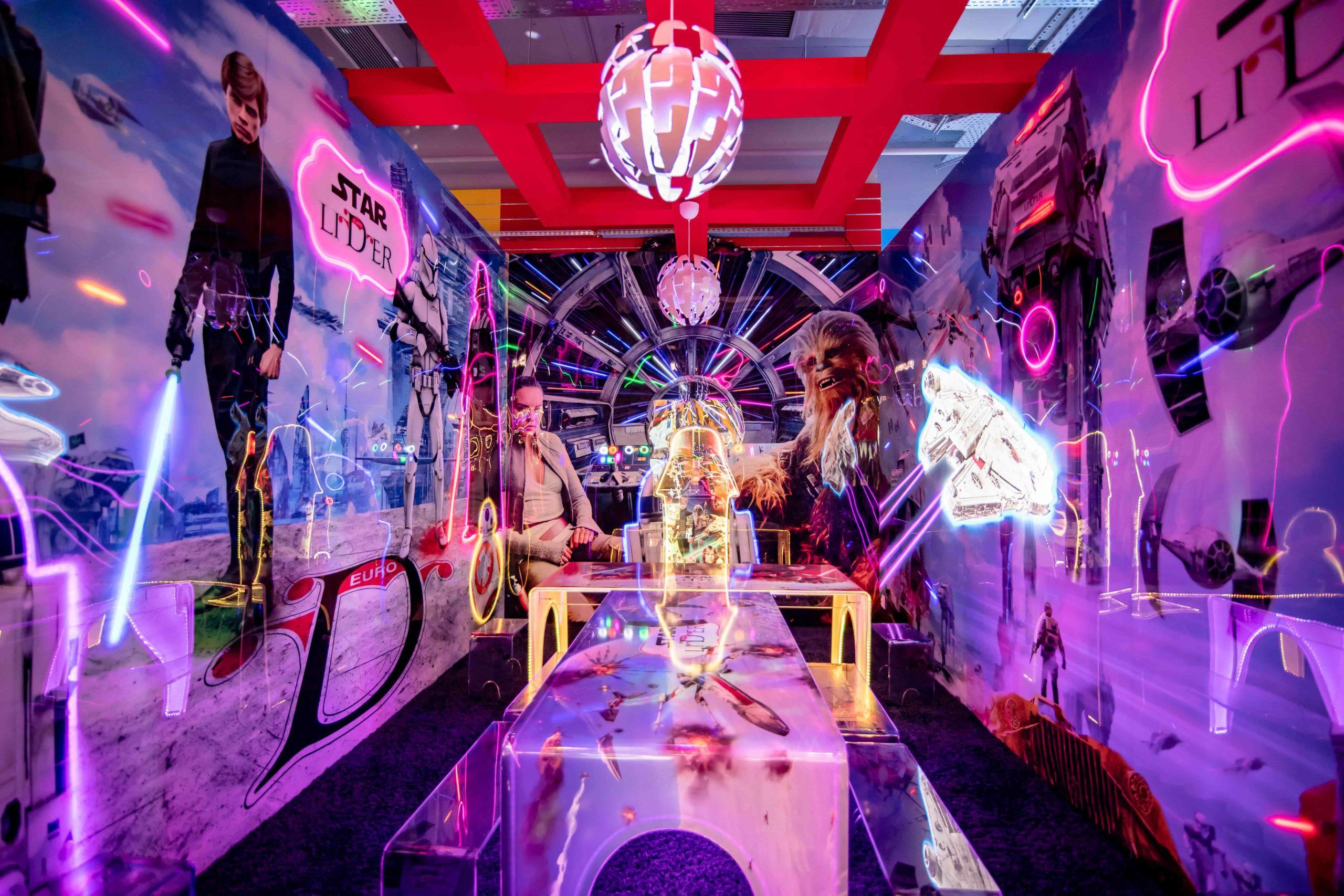 Bajkowy plac zabaw Euro Lider - nowe miejsce dla dzieci otwarte w Atrium Reduta