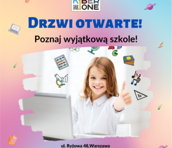 Drzwi Otwarte KIBERone w Warszawie!