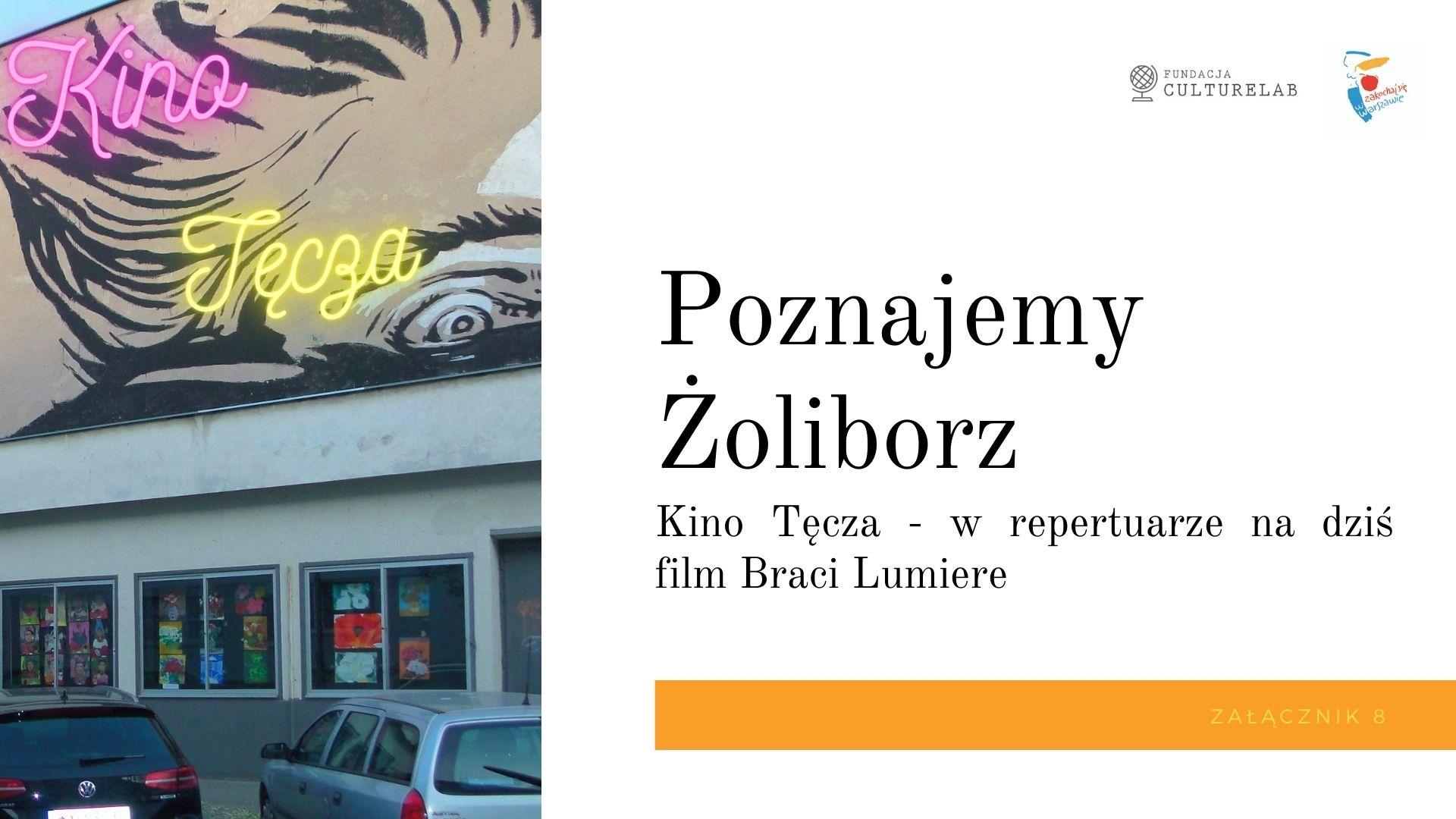 Tup Tup po Warszawie! Tym razem zwiedzimy Ochotę i Żoliborz