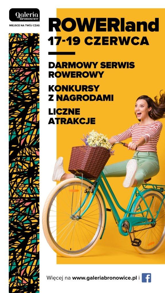 Otwórz sezon rowerowy z Galerią Bronowice