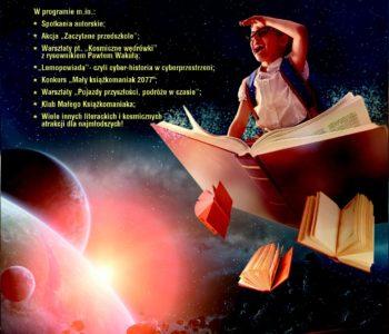 IX Mały książkomaniak – bezpłatne wydarzenia dla dzieci
