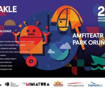 Amfiteatr Orana i Teatr w samo południe. Wakacyjne spektakle dla dzieci