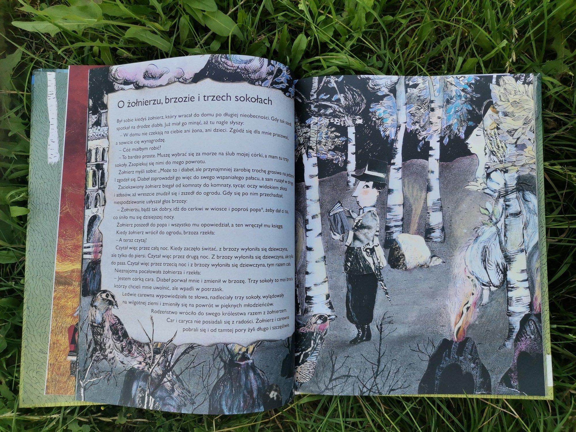 Baśnie rosyjskie recenzja książki dla dzieci
