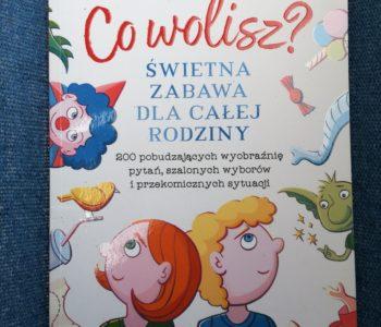 co wolisz recenzja książki dla dzieci