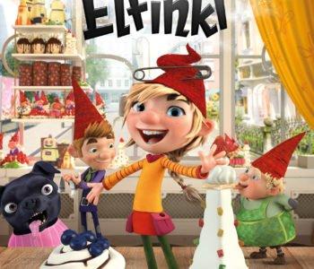 Elfinki wygraj zaproszenia do kina