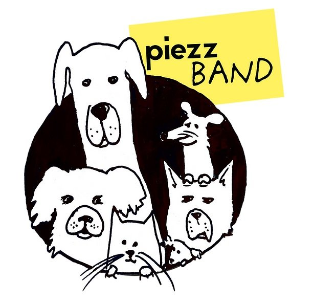 Gdy widzę smycz - Piezz BAND. Piosenka dla dzieci