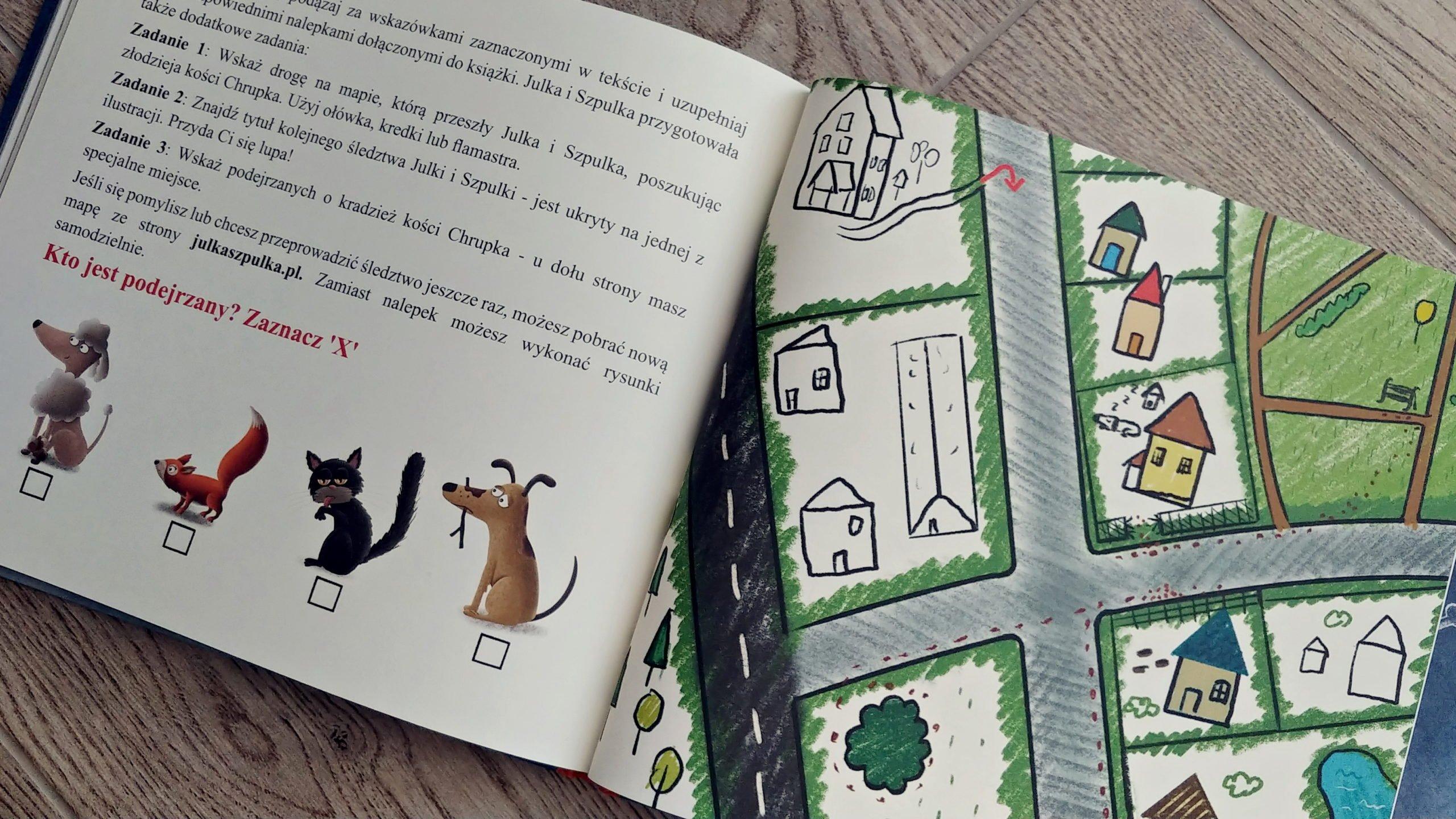Julka i szpulka opinie o książce