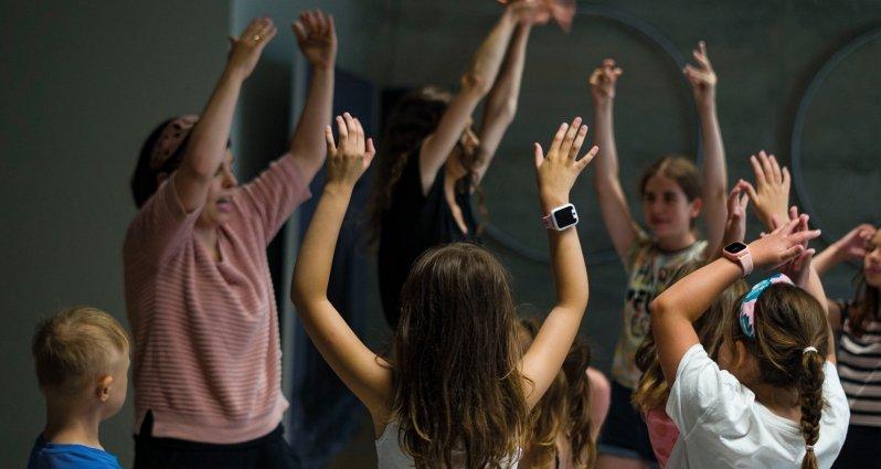 Warsztaty Całociało! dla dzieci. TańczyMY na Taczaka