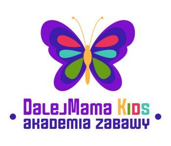 Akademia Zabawy DalejMama Kids logo