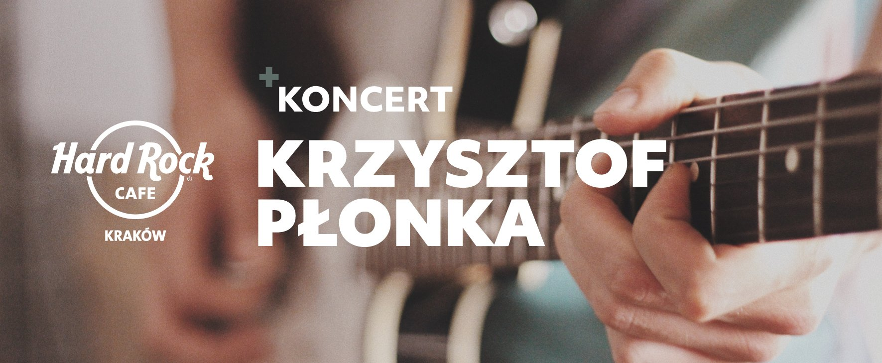 Hard Rock Cafe Kraków koncert