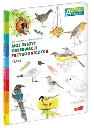 moj zeszyt obeserwacji przyrodniczych ptaki recenzja
