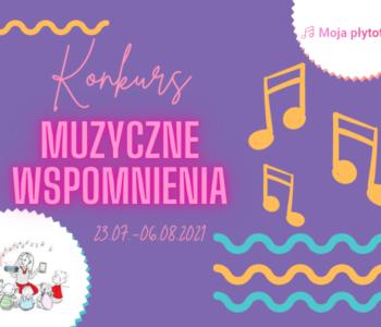Konkurs Muzyczne wspomnienia – wygraj dostęp do Mojej Płytoteki!