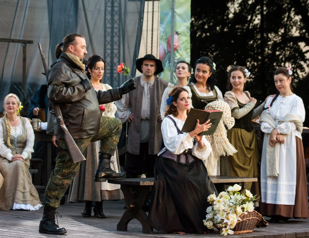 Opera Krakowska zmierza do końca 67. sezonu