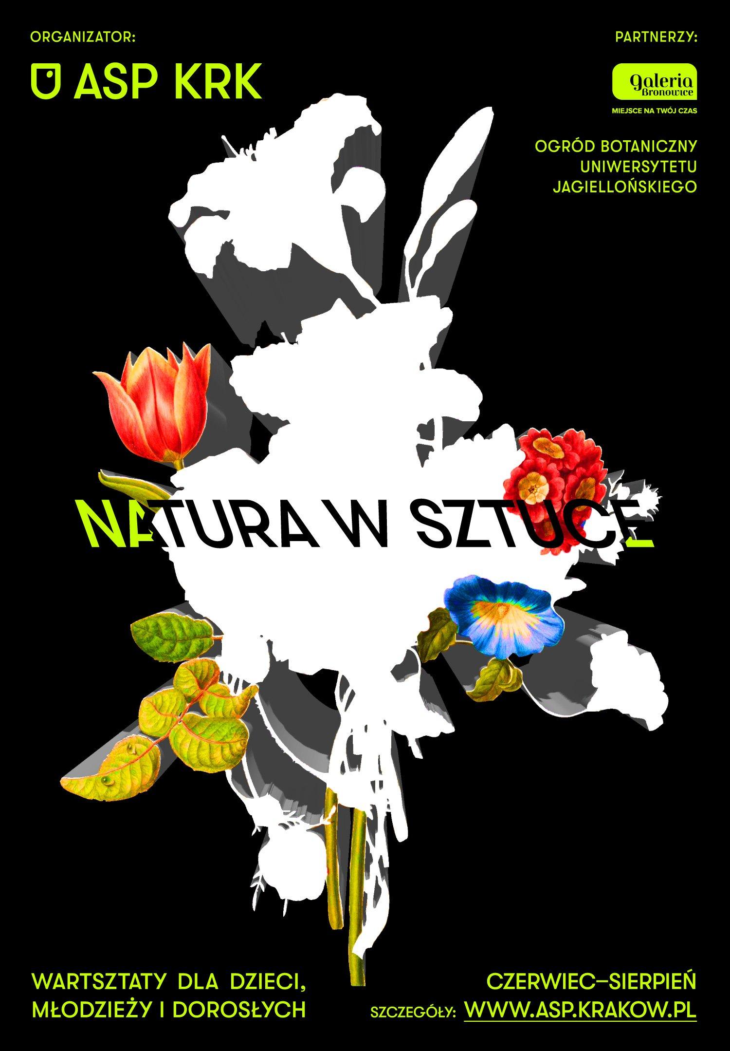Cykl warsztatów Natura w sztuce