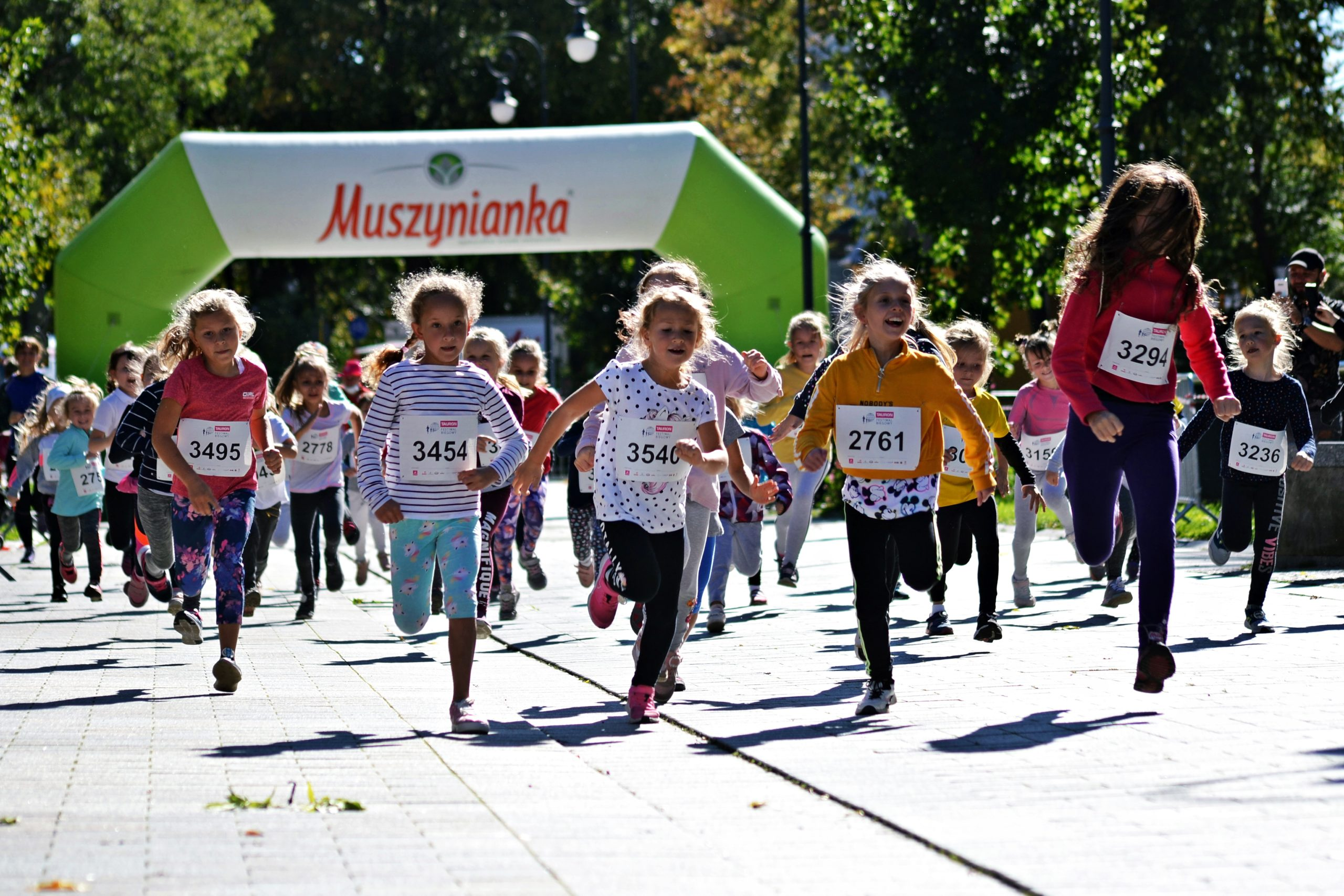 Strefa Ekoludków Festiwalu Biegowego powstanie w Miasteczku Biegowym