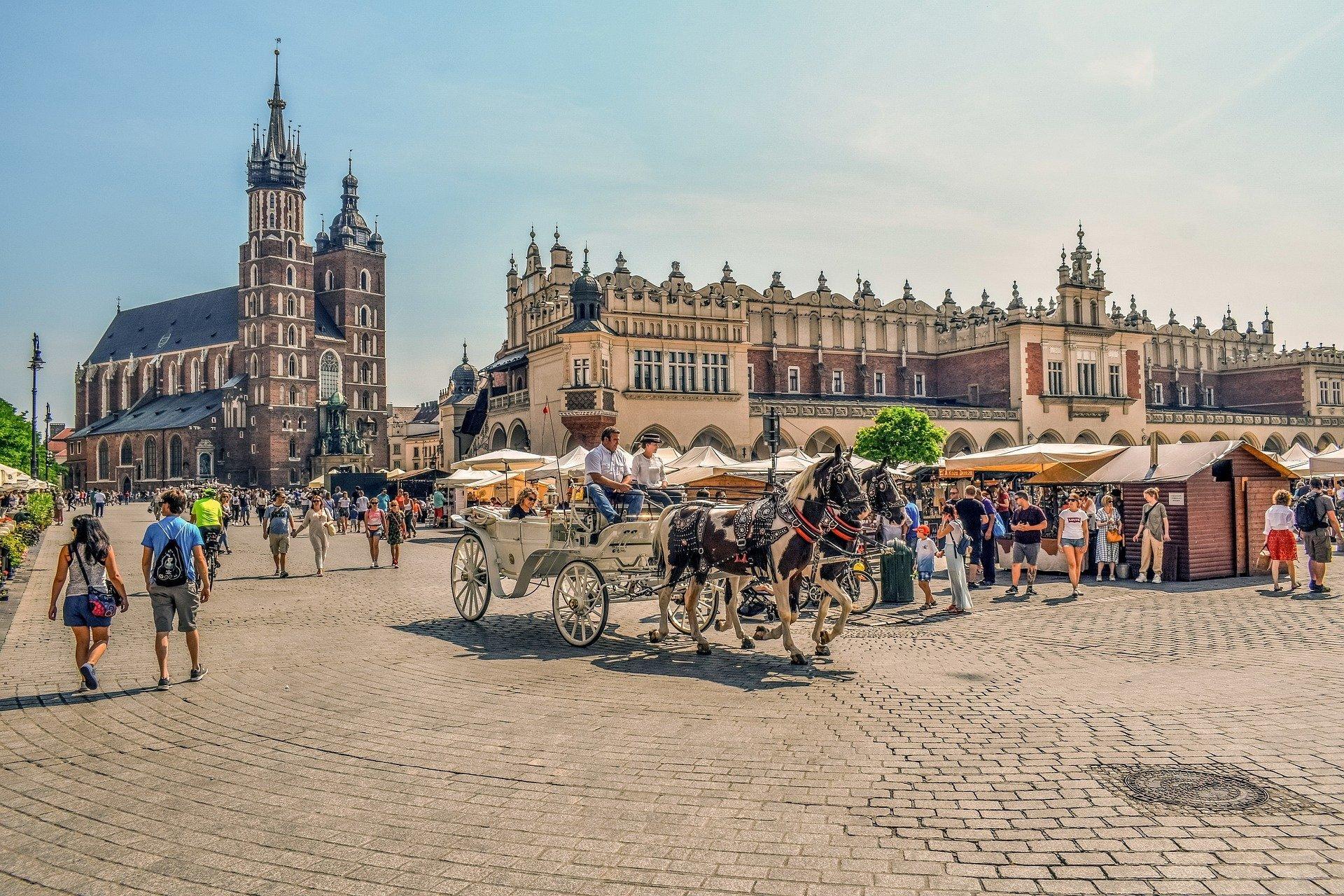 quiz symbole polskich miast test wiedzy dla dzieci