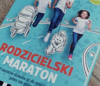 Rodzicielski maraton recenzja książki