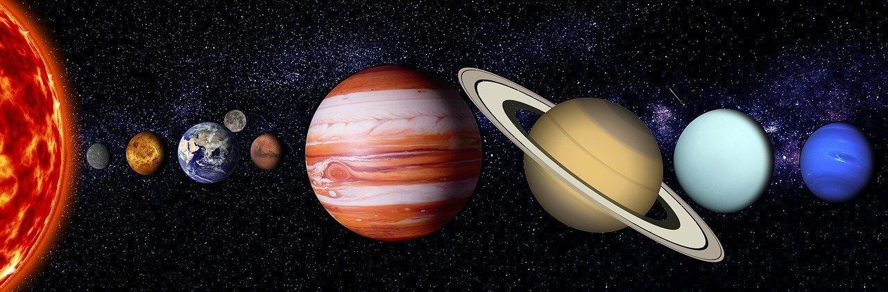 Odkryj Układ Słoneczny! Poznaj nasze sąsiedztwo galaktyczne