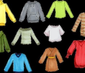 quiz z hiszpańskiego ubrania ropa vestimenta test wiedzy łatwy