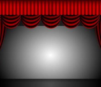 W teatrze