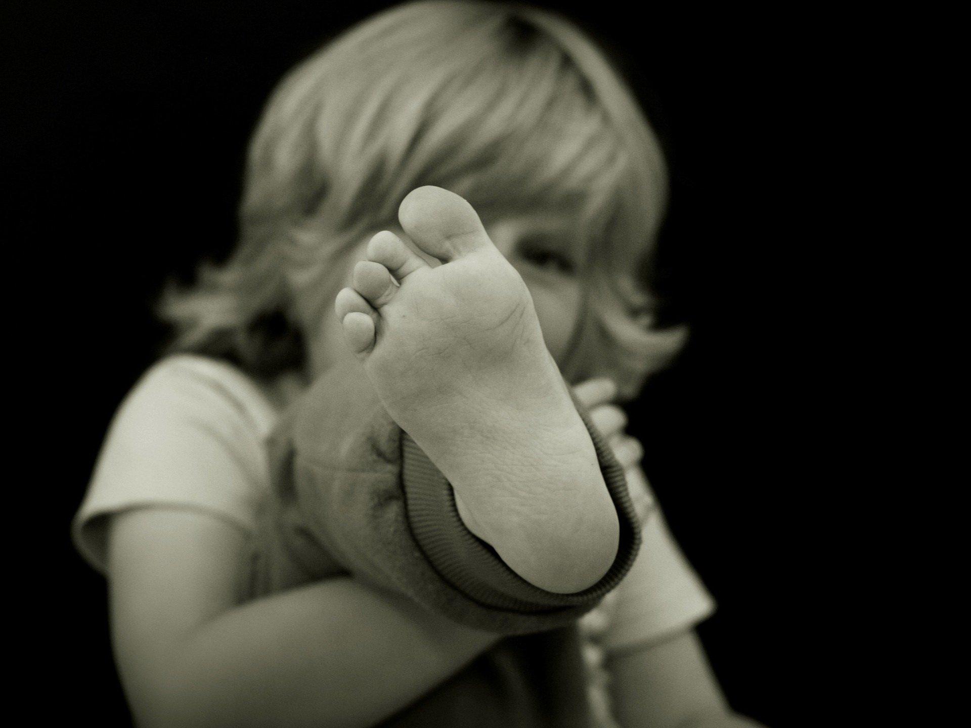 na bosaka wierszyk dla dzieci wiersze o stopach