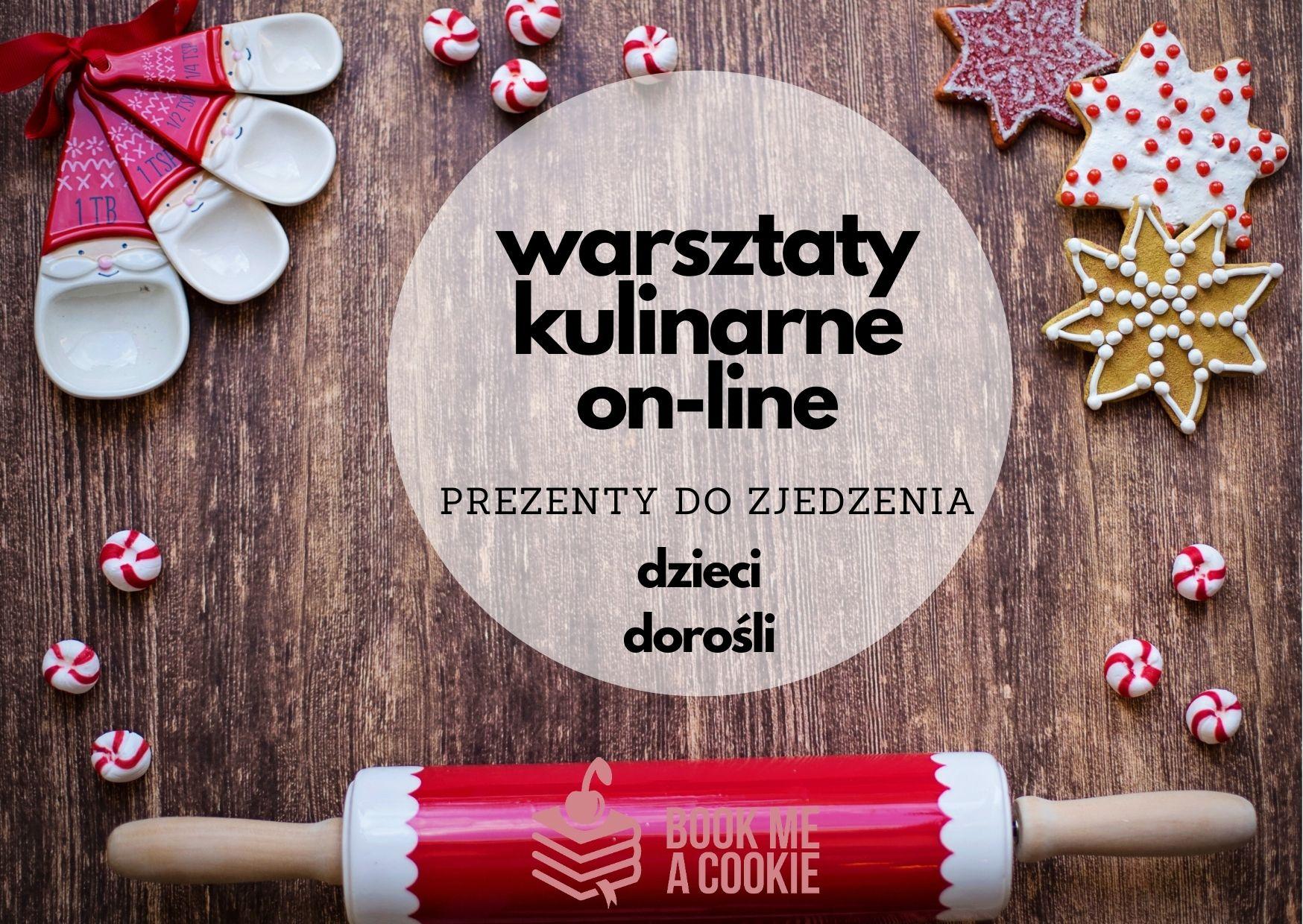 Warsztaty on-line: jadalne świąteczne prezenty