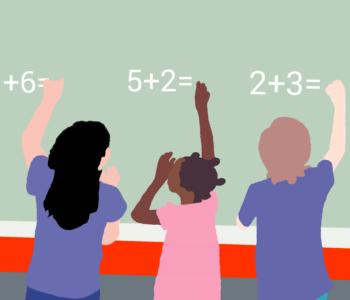Quiz matematyczny – Uzupełnij działanie