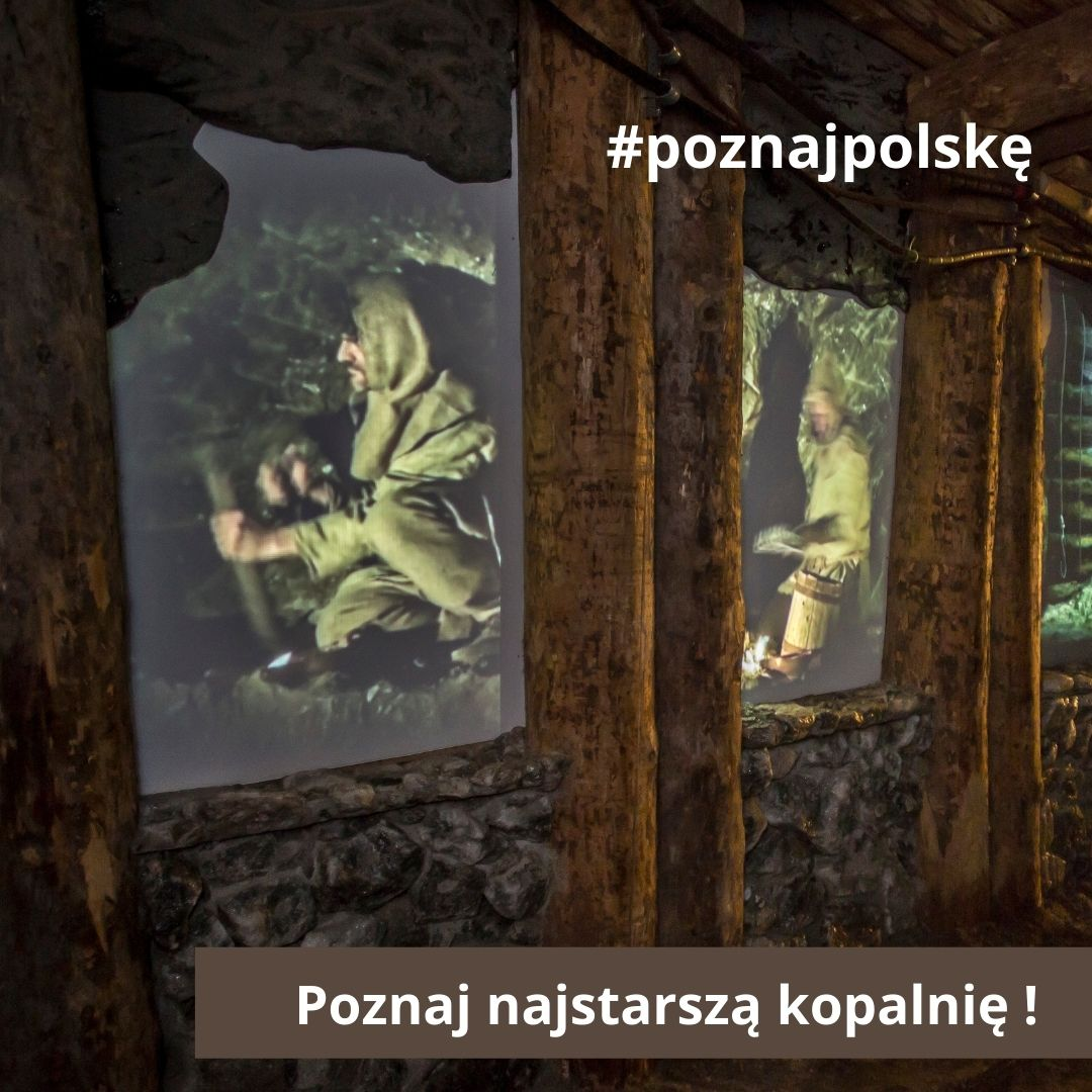 Poznaj Polskę z Kopalnią Soli Bochnia