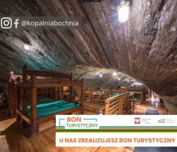Pobyt nocny w kopalni 250 m pod ziemią