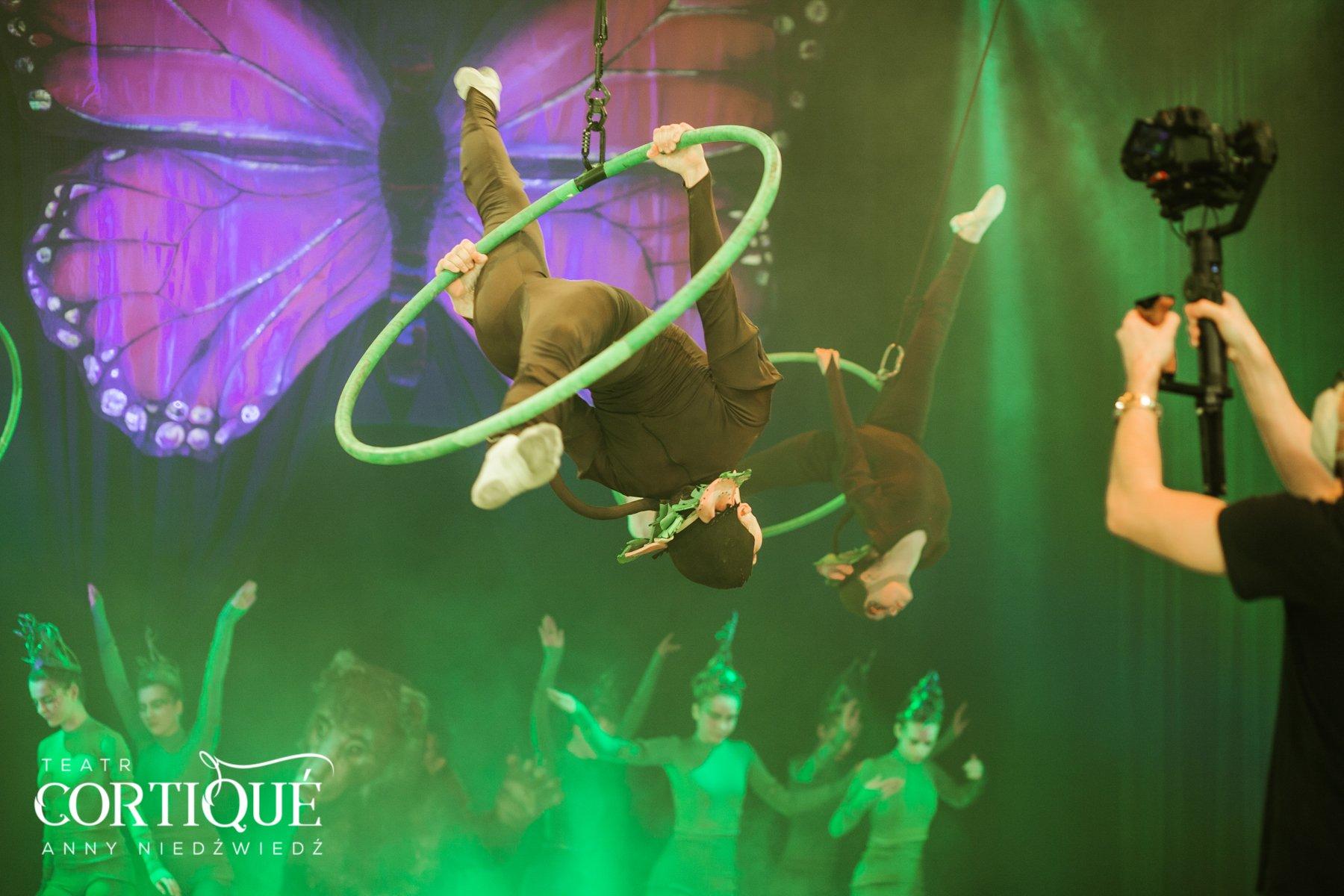 Naturalion dookoła Świata na VOD - baletowy spektakl dla dzieci