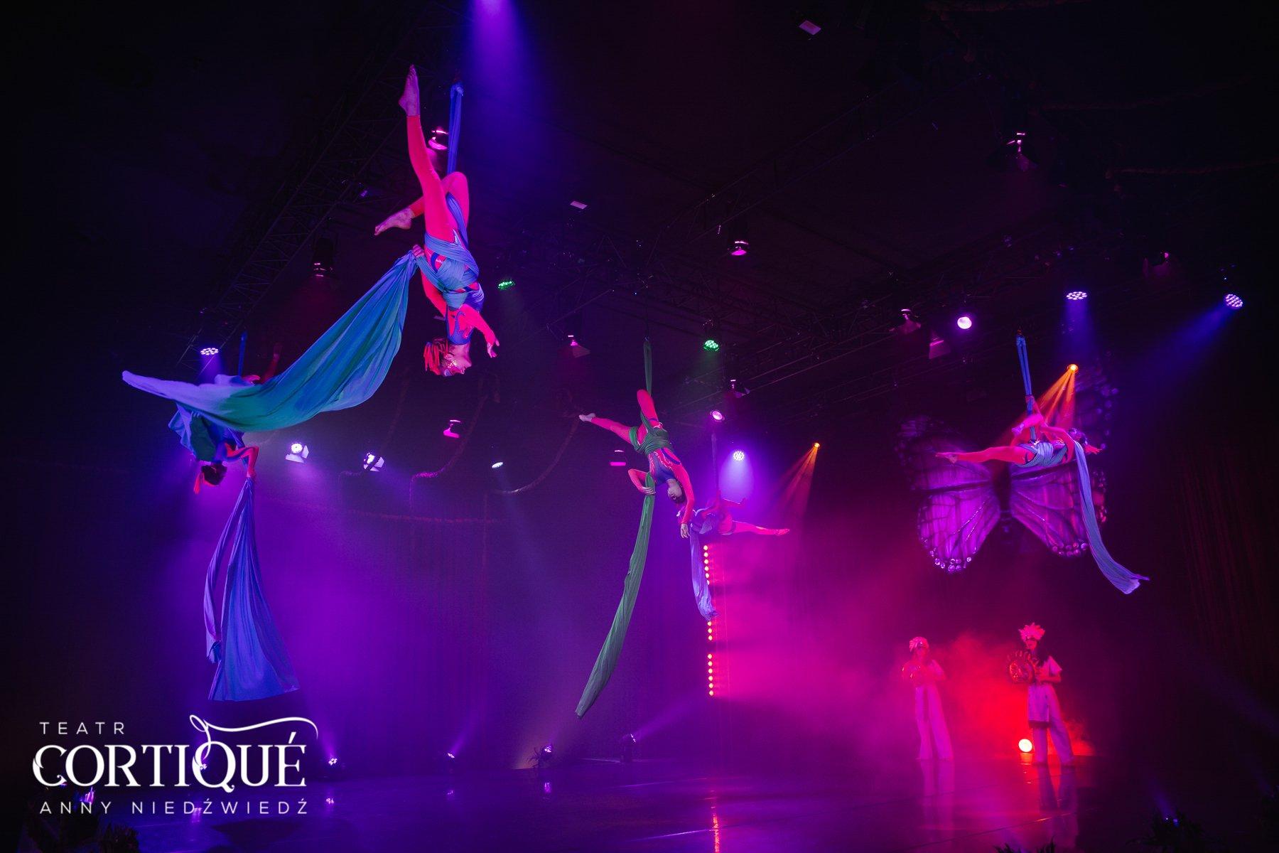 Naturalion dookoła Świata - baletowy spektakl dla dzieci