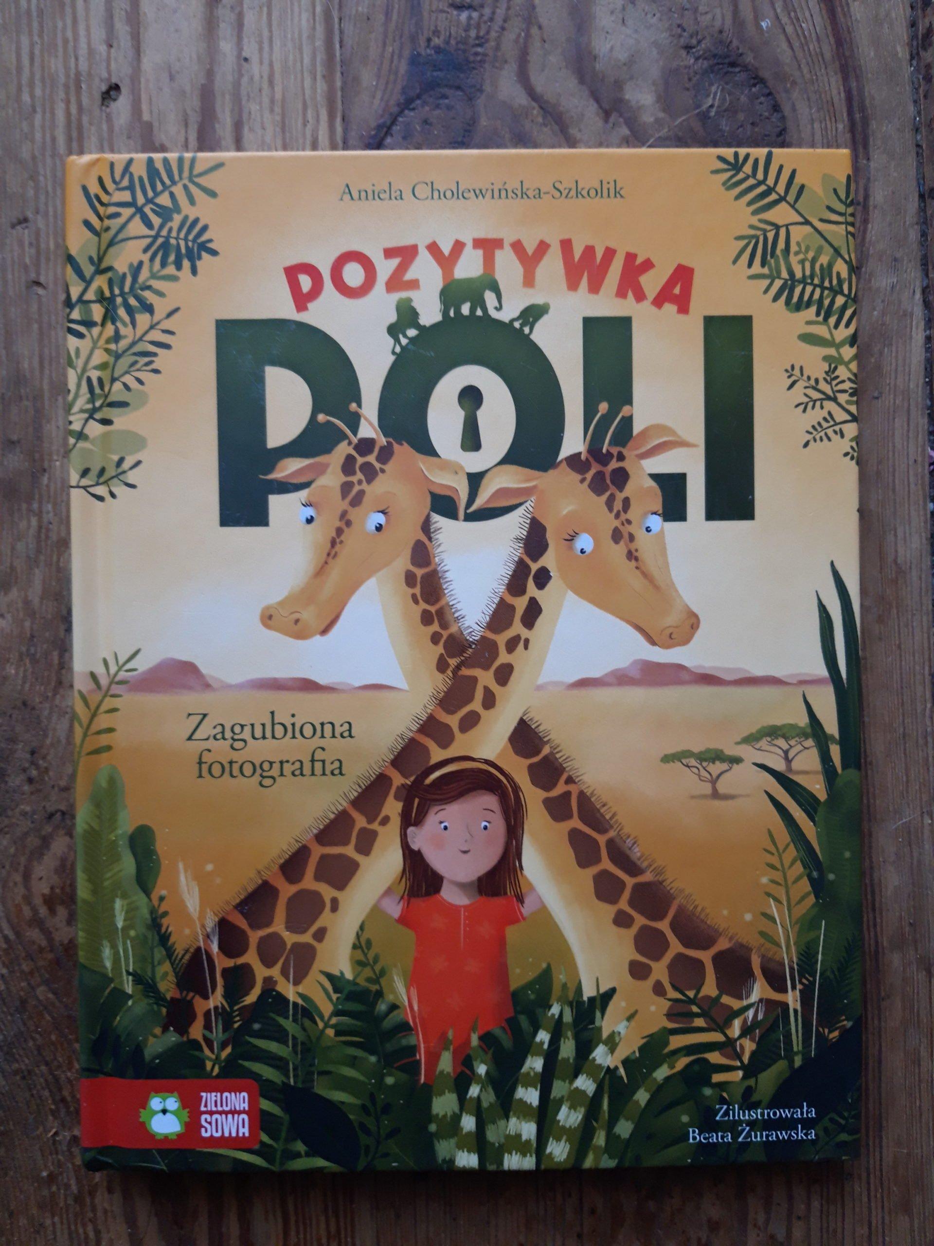 Pozytywka Poli recenzja książki dla dzieci