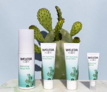 WELEDA – seria kosmetyków z opuncją