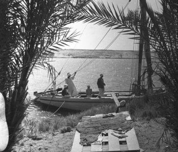 Wakacyjne warsztaty: Paczka z Faras płynie Nilem