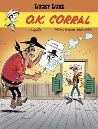 Lucky Luke. O.K. Corral, tom 66