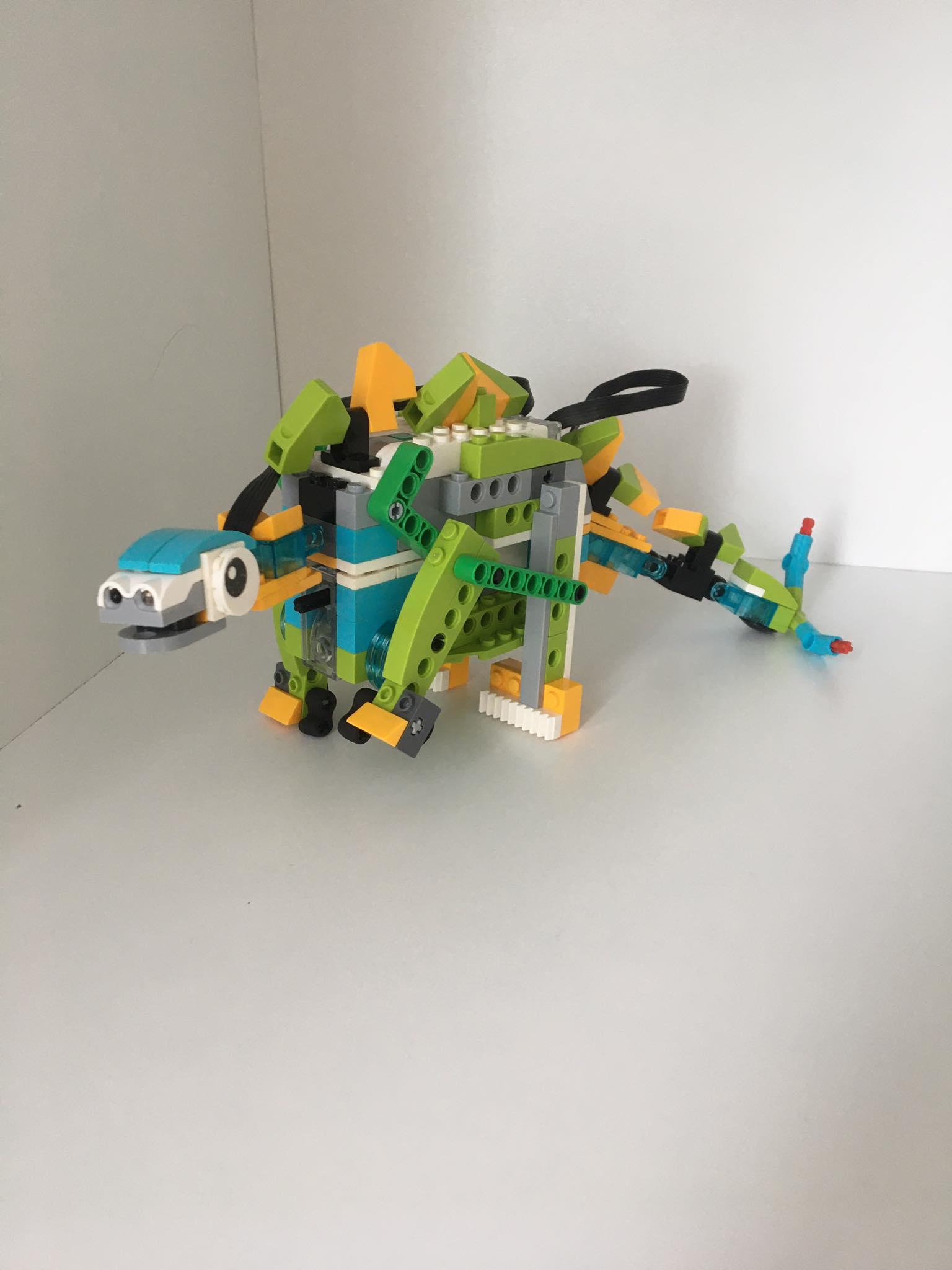 Park Dinozaurów – warsztaty robotyki dla dzieci 6-9 lat