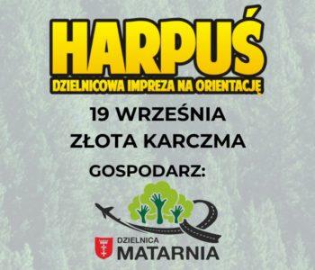 Harpuś – z mapą na Złotą Karczmę!