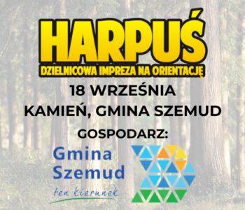 Harpuś – z mapą do Kamienia!