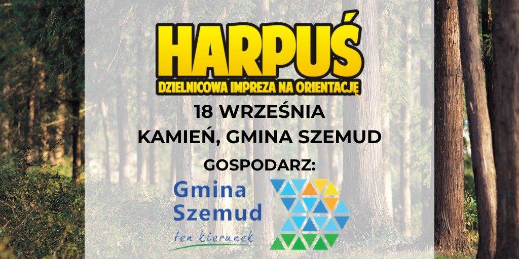 Harpuś - z mapą do Kamienia!