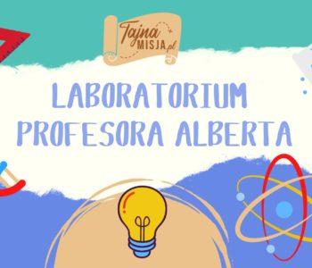 Laboratorium profesora Alberta – gra detektywistyczna