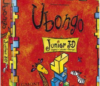 Szybko! Wesoło! Ubongo! czyli specjalna wersja gry Ubongo 3D dla dzieci