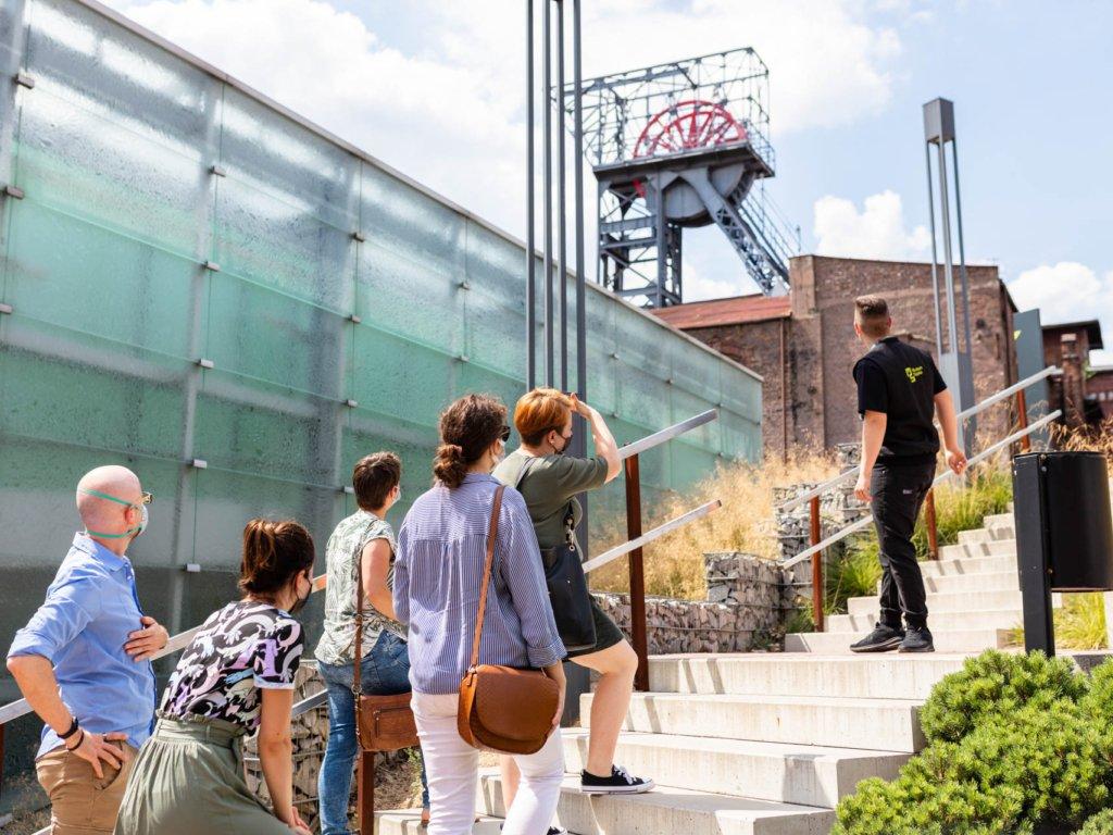 Industriada 2021: Byzuch u Ferdynanda, czyli industrialny spacer po Muzeum Śląskim