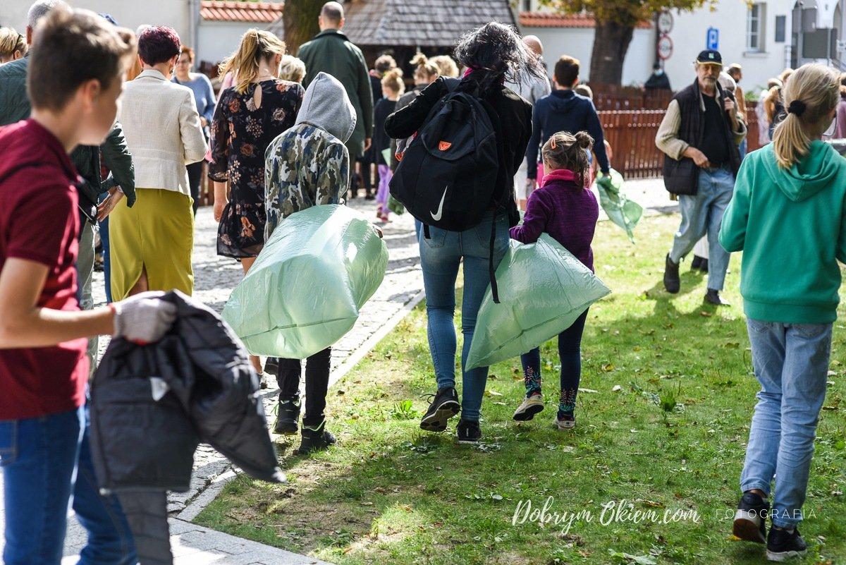 Dzień św. Franciszka i Lasu Bielańskiego - rodzinny piknik ekologiczny
