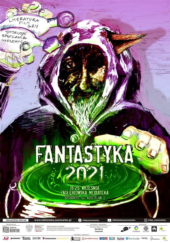 Fantastyka2021 już od 18 września w Sosnowcu