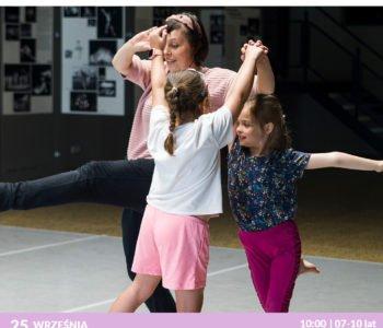 Warsztaty tańca dla dzieci CałoCiało! - odsłona jesienna