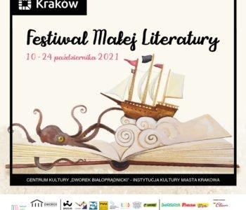Festiwal Małej Literatury.Poczuj magię małej literatury!