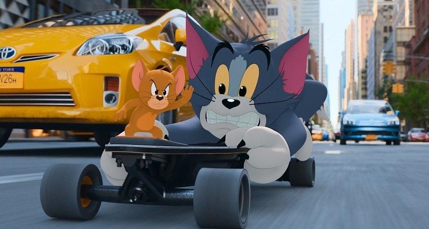 Tom i Jerry – premiera na Blu-ray i DVD!